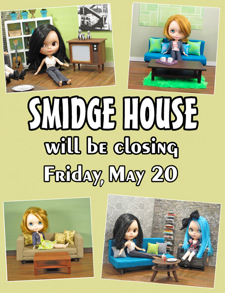 smidge house press release