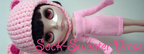 Blythelife Com Blythe On A Budget Diy Sock Sweater Dress