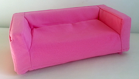 Lastly We Have The Klippan Which Comes With Its Matching Slipcover I Love It Don T Think D Ever A Pink Couch For Me In Real Life