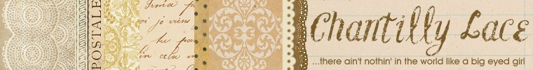 chantilly lace header