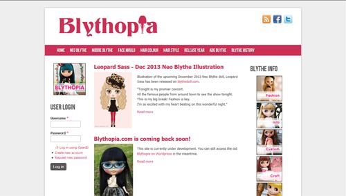 blythopia