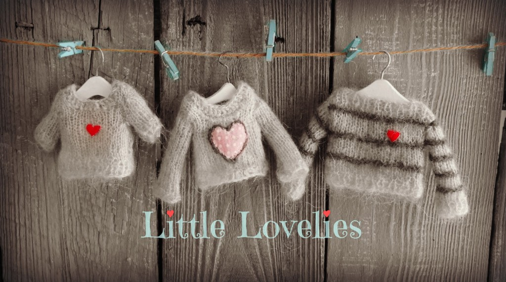 Little lovelies banner